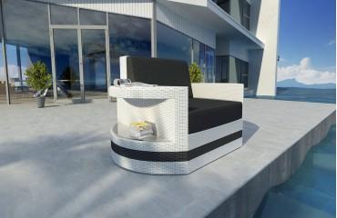 Rattan Lounge Sofa ATLANTIS 1 Sitzer v2 NATIVO™ Möbel Schweiz