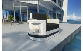Rattan Lounge Sofa ATLANTIS 1 Sitzer v2