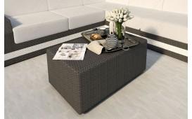 Designer Rattan Tisch MESIA von NATIVO Möbel Schweiz