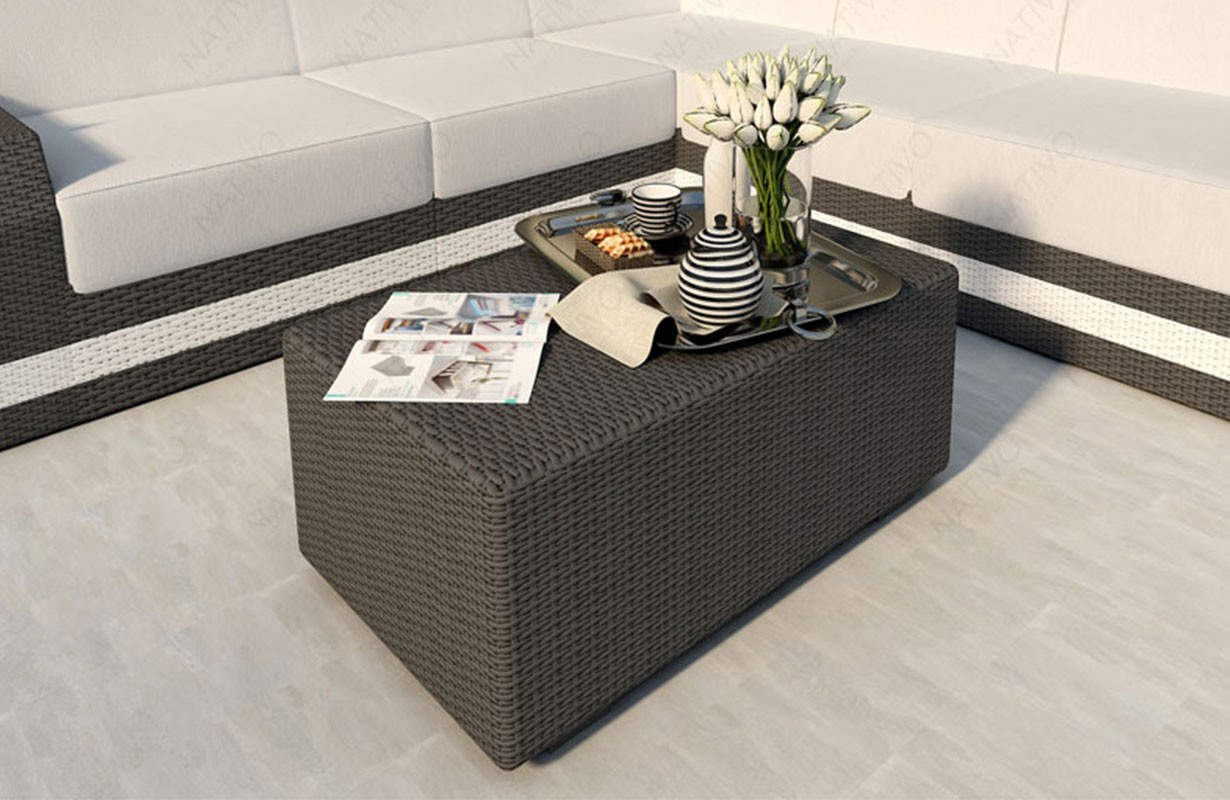 design rattan couchtisch mesia bei nativo m bel schweiz g nstig kaufen. Black Bedroom Furniture Sets. Home Design Ideas