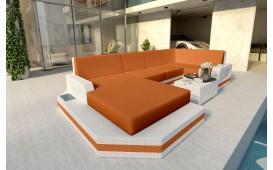 Divano Lounge MESIA XL v2 in rattan