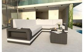 Divano Lounge MESIA CORNER v2 in rattan