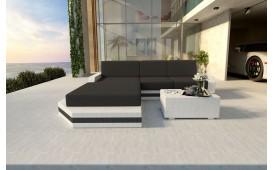 Designer Rattan Lounge Sofa MESIA MINI v2 von NATIVO Möbel Schweiz