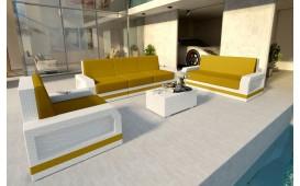 Rattan Lounge Set MESIA 3+2+1 v2