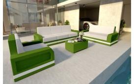 Rattan Lounge Set MESIA 3+2+1 v2 NATIVO™ Möbel Schweiz