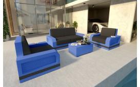 Lounge Set en rotin MESIA 2+1+1 v2 NATIVO™ Möbel Schweiz
