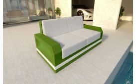 Rattan Lounge Sofa MESIA 2 Sitzer v2