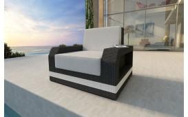 Poltrona Lounge MESIA v2 in rattan NATIVO™ Möbel Schweiz