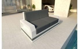 Rattan Lounge Sofa MESIA 2 Sitzer v2 NATIVO™ Möbel Schweiz