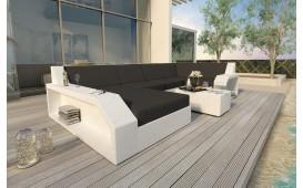 Designer Rattan Lounge Sofa MATIS XL