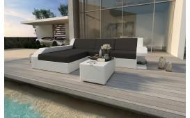 Designer Rattan Lounge Sofa MATIS MINI NATIVO™ Möbel Schweiz