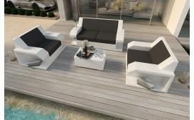Lounge Set en rotin MATIS 2+1+1 NATIVO™ Möbel Schweiz