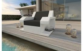 Rattan Lounge Sofa MATIS 1 Sitzer
