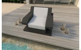 Rattan Lounge Sofa MATIS 1 Sitzer NATIVO™ Möbel Schweiz