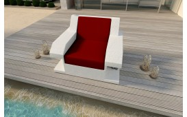 Poltrona Lounge MATIS in rattan NATIVO™ Möbel Schweiz