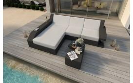 Canapé Lounge en rotin MATIS MINI