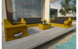 Rattan Lounge Set MATIS 3+2+1 NATIVO™ Möbel Schweiz
