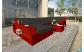 Designer Rattan Lounge Sofa MATIS XL NATIVO™ Möbel Schweiz