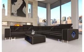 Designer Sofa GREGORY CORNER mit LED Beleuchtung von NATIVO Möbel Schweiz