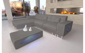 Designer Sofa GREGORY MINI mit LED Beleuchtung