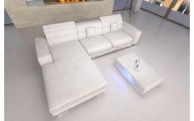 Canapé Design GREGORY MINI avec éclairage LED