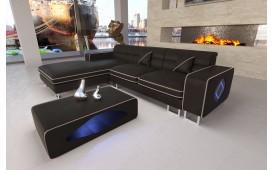Divano di design GREGORY MINI con illuminazione a LED