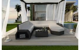 Designer Rattan Lounge Sofa CLERMONT XXL v1