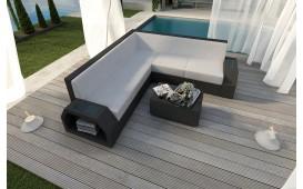 Designer Rattan Lounge Sofa CLERMONT CORNER v1 NATIVO™ Möbel Schweiz