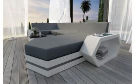 Designer Rattan Lounge Sofa CLERMONT XL