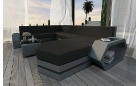 Canapé Lounge en rotin CLERMONT XXL v2 NATIVO™ Möbel Schweiz