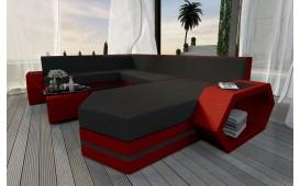 Designer Rattan Lounge Sofa CLERMONT XXL v2 NATIVO™ Möbel Schweiz