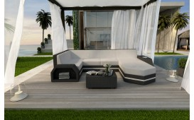 Designer Rattan Lounge Sofa CLERMONT XL v2 NATIVO™ Möbel Schweiz