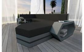 Divano Lounge CLERMONT XL v2 in rattan NATIVO™ Möbel Schweiz