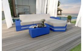 Divano Lounge CLERMONT MINI v2 in rattan NATIVO™ Möbel Schweiz