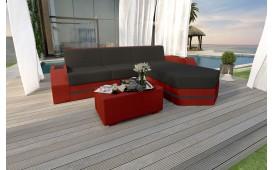Designer Rattan Lounge Sofa CLERMONT MINI v2 NATIVO™ Möbel Schweiz