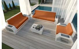 Set Lounge CLERMONT 3+2+1 v2 in rattan NATIVO™ Möbel Schweiz