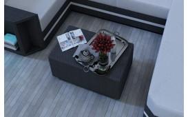 Designer Rattan Tisch AVENTADOR von NATIVO Möbel Schweiz