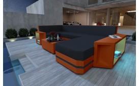 Designer Rattan Lounge Sofa AVENTADOR XL v2 von NATIVO Möbel Schweiz