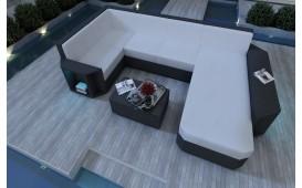 Designer Rattan Lounge Sofa AVENTADOR XL v1 von NATIVO Möbel Schweiz