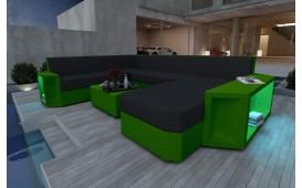 Designer Rattan Lounge Sofa AVENTADOR XXL v1 von NATIVO Möbel Schweiz