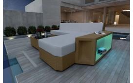 Designer Rattan Lounge Sofa AVENTADOR MINI v1 von NATIVO Möbel Schweiz