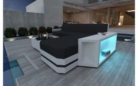 Divano Lounge AVENTADOR MINI v2 in rattan