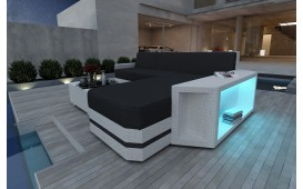 Designer Rattan Lounge Sofa AVENTADOR MINI