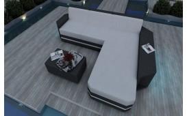 Canapé Lounge en rotin AVENTADOR MINI v2
