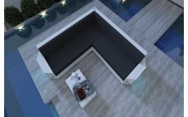 Designer Rattan Lounge Sofa AVENTADOR CORNER v1 von NATIVO Möbel Schweiz