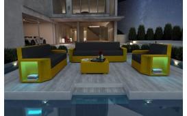 Rattan Lounge Set AVENTADOR 3+2+1 v1 NATIVO™ Möbel Schweiz