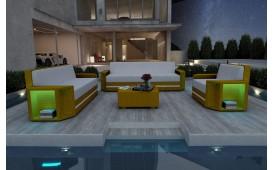 Rattan Lounge Set AVENTADOR 3+2+1 v2 NATIVO™ Möbel Schweiz