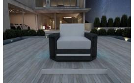 Rattan Lounge Sofa AVENTADOR 1 Sitzer v1 NATIVO™ Möbel Schweiz