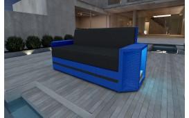 Rattan Lounge Sofa AVENTADOR 2 Sitzer v2 NATIVO™ Möbel Schweiz