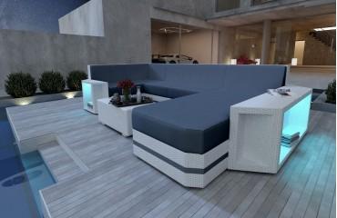 Canapé Lounge en rotin AVENTADOR XL v2 NATIVO™ Möbel Schweiz